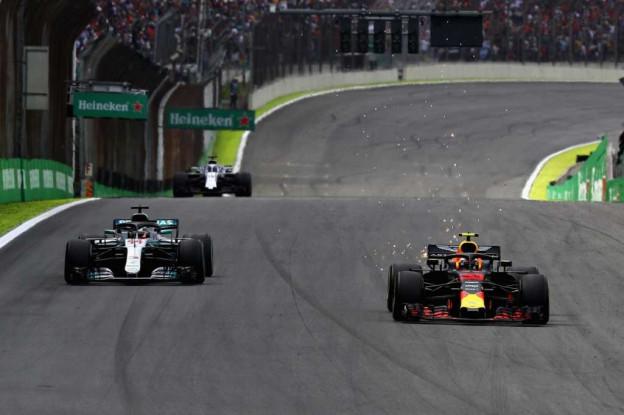 TD Costa van Mercedes: 'Verstappen moet constanter worden'
