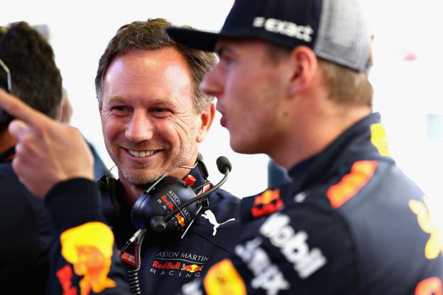 Horner ziet een 'completere' Verstappen: 'Een geweldig racebrein'