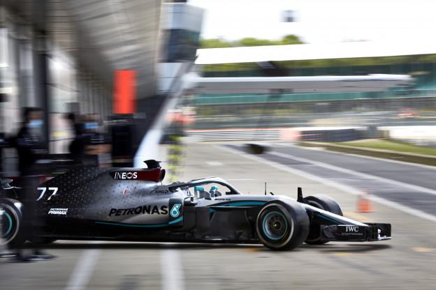 Update | Mercedes komt in Oostenrijk met betere smering