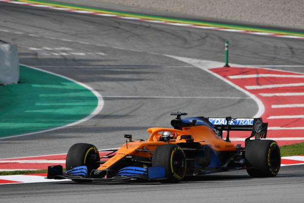 McLaren mag als enige team in 2021 chassis Formule 1-bolide aanpassen