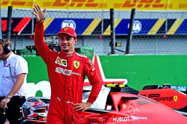Todt: 'Die twintig procent, die heeft Leclerc al'