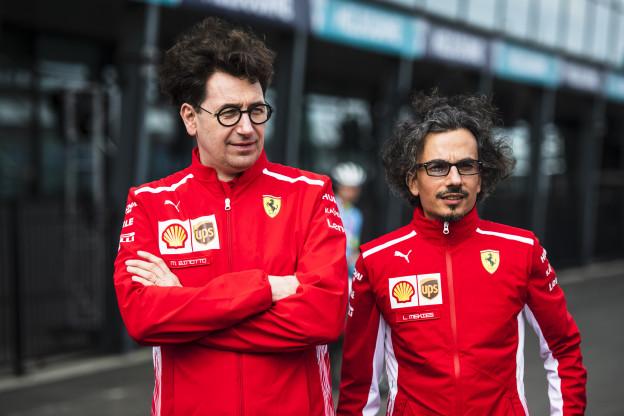 'Ferrari heeft vervanger Binotto al klaarstaan bij gebrek aan verbetering'