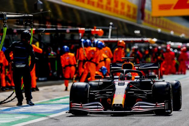 Brawn verdedigt pitstop Verstappen: 'Als ik Red Bull was, had ik hetzelfde gedaan'