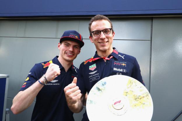 Verstappen maakt indruk op Wolff: 'Max reed spectaculair en kneep alles eruit'