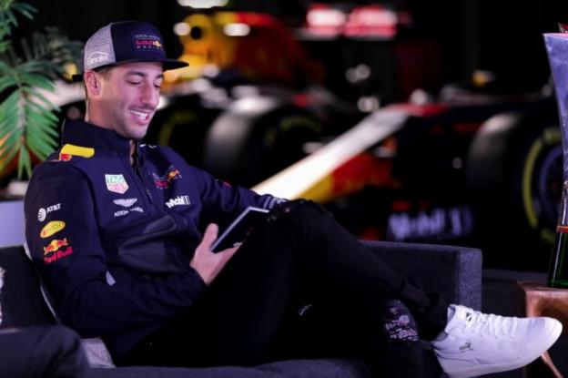 Ricciardo wil Renault vooral 'goede werkethiek brengen'