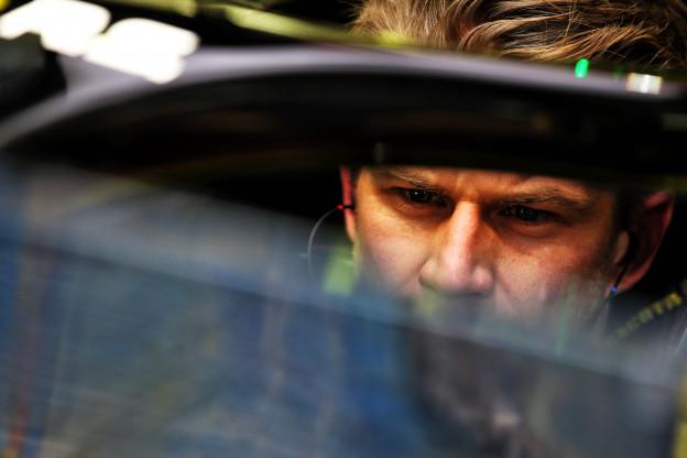 Hulkenberg wijst geen schuldige aan: 'Heeft geen zin om motorafdeling aan te vallen'