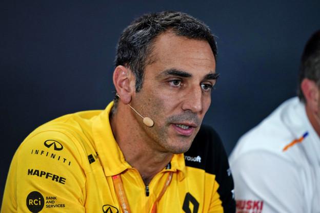 Abiteboul nog niet tevreden met Racing Point-uitspraak: 'Overwegen in beroep te gaan'