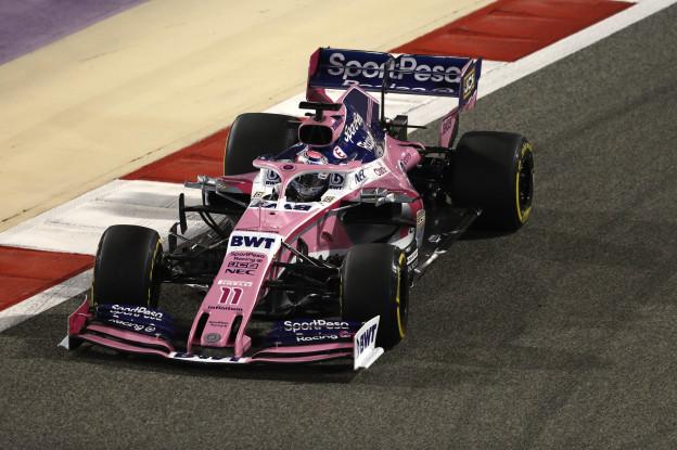 Racing Point: 'Logischer om 'een Mercedes' te bouwen dan een Red Bull'