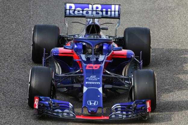 Toro Rosso presenteert als eerste nieuwe bolide
