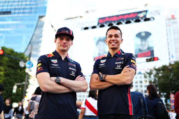 Red Bull Racing maakt line-up voor 2020 bekend: Albon naast Verstappen