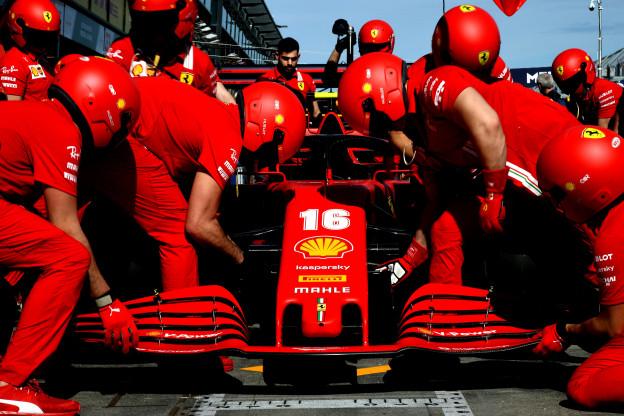 Ferrari ontdook FIA en pakte vijftig pk met eigen software