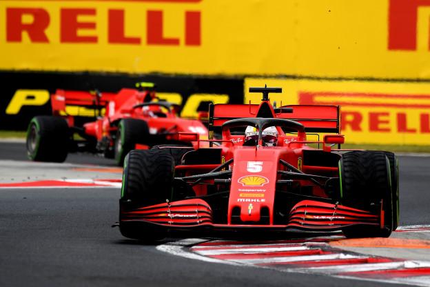 Gazzetta: 'Configuratie van de SF1000 is door Vettel niet goed ontvangen'