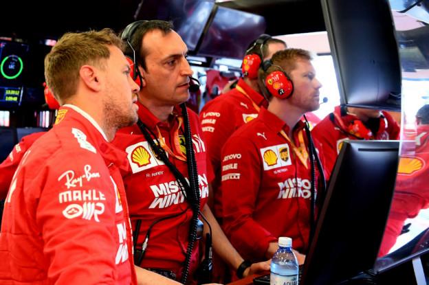 Brawn weet het zeker: 'Vettel krijgt alle steun van Ferrari'