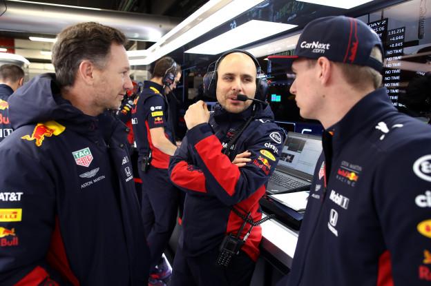 Horner: 'We zien op Silverstone pas écht hoe de vork in de steel zit'