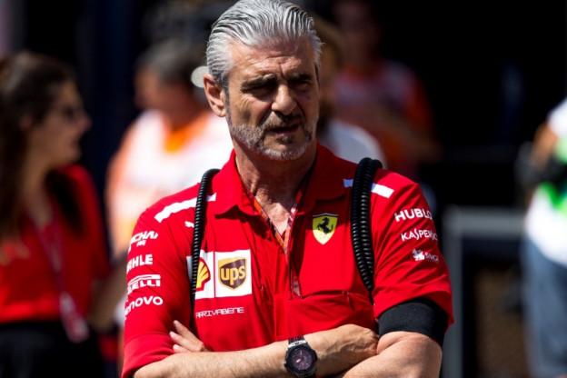 Arrivabene: 'De Italiaanse fans moeten Ferrari steunen in deze zware tijd'