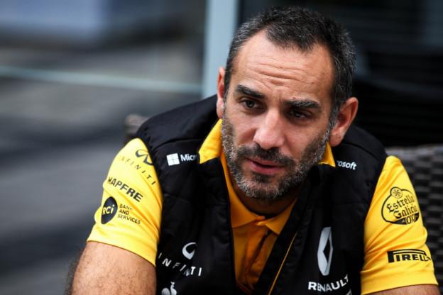 Naast Williams ook Renault in tijdnood met nieuwe bolide: 'Wordt extreem krap!'