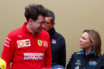 Binotto relativeert WK-stand: 'Mercedes heeft zeker een iets betere auto'