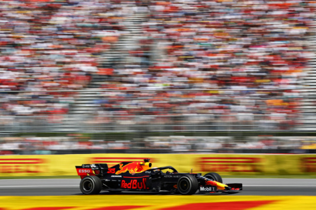 Renault anticipeerde goed op Gasly: 'Maar Verstappen verslaan was een illusie'