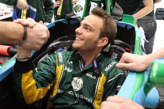Van der Garde: 'Je kunt zien dat Hamilton en Verstappen respect voor elkaar hebben'