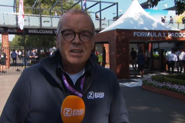 Formule 1 op de NOS, sublicentie verleend door Ziggo