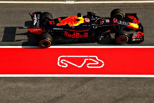 Red Bull kent productieve testdag in Barcelona, Williams het productiefst