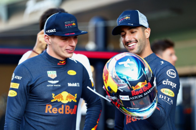Ricciardo: 'Dit jaar meer alsof ik voor Red Bull test'