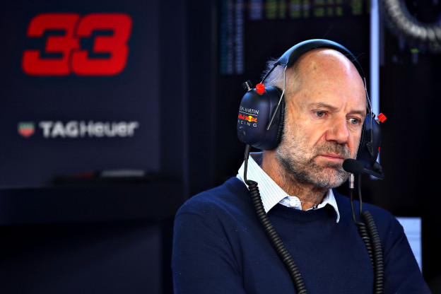 Newey houdt oud-werkgever McLaren in de gaten: 'Ze doet het goed dit jaar'