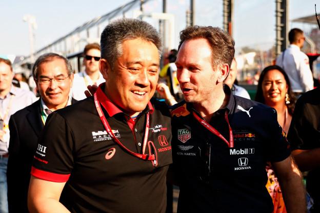 Red Bull Racing komt nog 10 pk tekort: 'Honda heeft spoedig meer power beloofd'