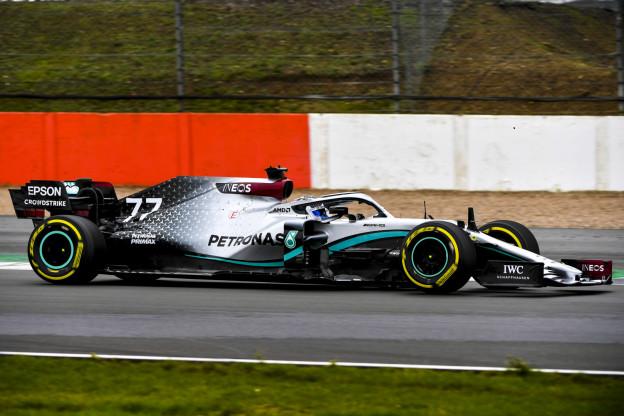 Mercedes tevreden: 'De W11 kent geen kinderziektes'