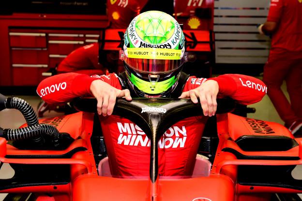 Mick Schumacher weet nog niet of hij naar de Formule 1 gaat
