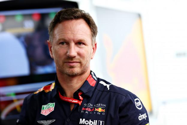 Horner baalt van onregelmatigheid Red Bull: 'Niet elk hoofdstuk was even goed'