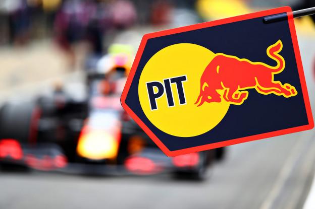 Red Bull Racing met zeer ruime voorsprong aan kop in pitstopklassement