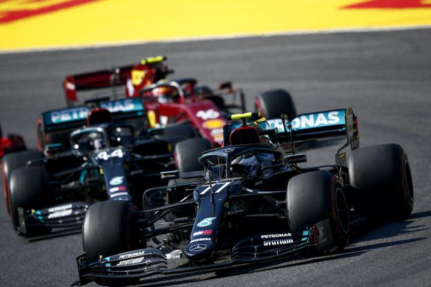 Villeneuve blikt vooruit: 'Nieuwe regels zijn er niet om Mercedes te stoppen'