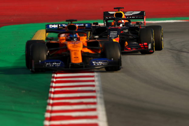 Sainz blij met voorblijven Gasly: 'Op snelheid boven een Red Bull geëindigd'