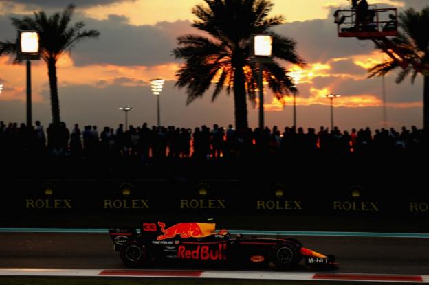 Overzicht tijden Grand Prix van Abu Dhabi