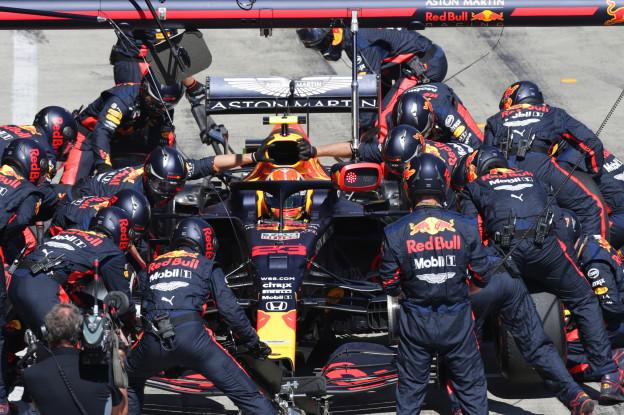 Horner creëert kalmte: 'Red Bull wil niemand ontslaan'