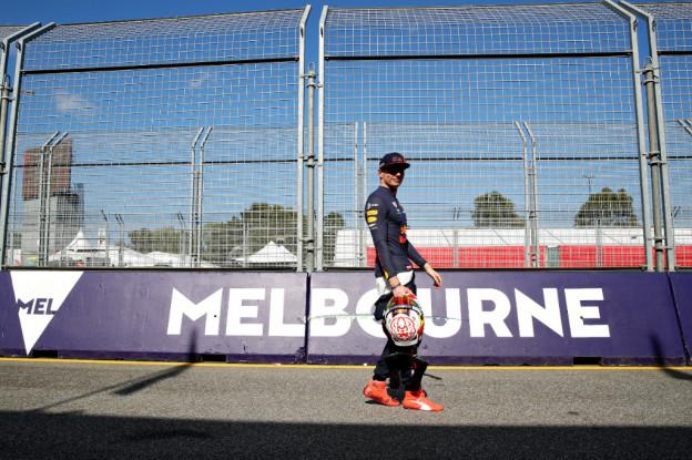 Verstappen eist: 'In Australië moeten we op één of twee tienden zitten'