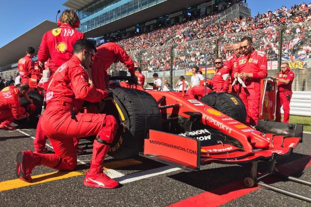 Update VIII | Mercedes: 'Ferrari heeft eigenlijk geen regels overtreden'