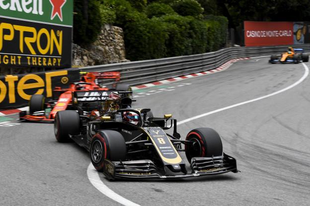Haas verwacht keuze te maken rond Spa-Monza: 'Grosjean, Hulkenberg of Ocon'