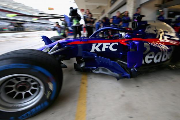 Nieuwe Honda-motor kampt met problemen: Gridstraffen voor Toro Rosso