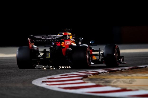 Red Bull Racing en Honda stellen qua topsnelheid teleur in kwalificatie Bahrein