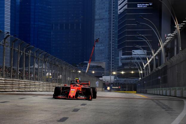 Rosberg lyrisch over Ferrari: 'Niemand had ze ook maar één procent kans op pole gegeven'