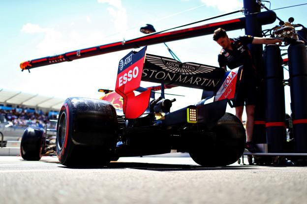 Uitslag kwalificatie Grand Prix van Frankrijk