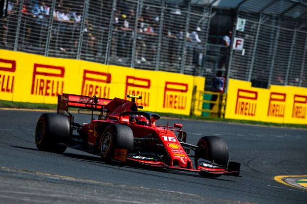 Update | 'Ferrari raakt sponsor Mission Winnow kwijt'