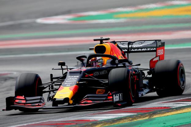 Doornbos begrijpt Red Bull: 'Je moet de motor sparen'