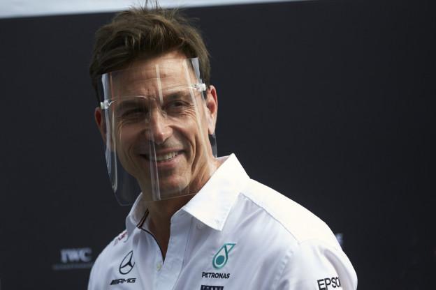 Wolff boos op Binotto: 'Ik wil niet meer over Ferrari praten'