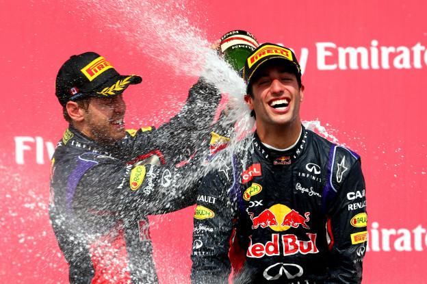 Sky Sport Italia: 'Hoe moeilijk is de terugkeer naar Canada voor Ricciardo?'