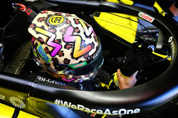 Ricciardo over vertrek bij Renault: 'Ik heb niet het idee dat ik word verwaarloosd'