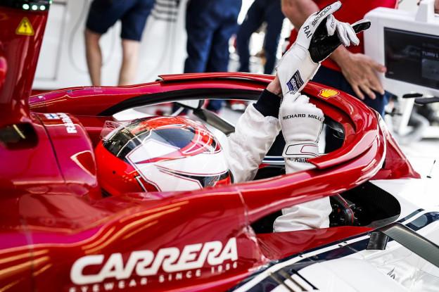 Raikkonen: 'We horen in het constructeurskampioenschap niet negende te staan'