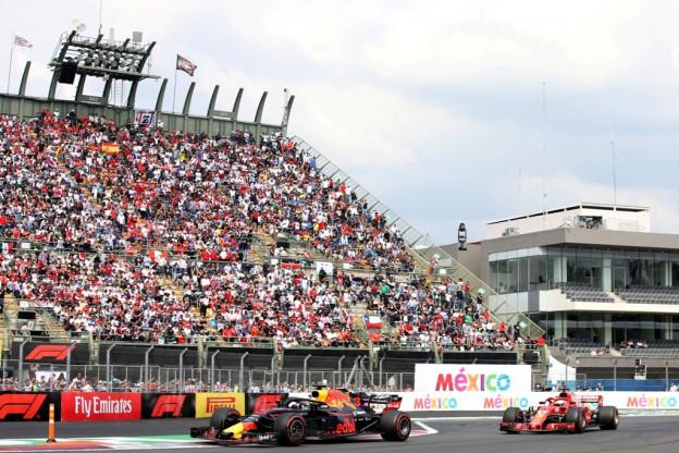 Tegenslag voor Grand Prix Mexico: deadline voor 2020 niet gehaald